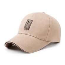 gorra de béisbol de sarga de algodón