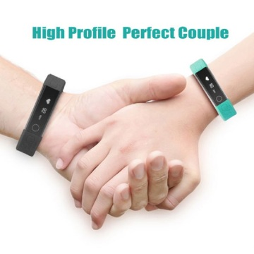 Sleep Monitor&Heart Rate Alarm clock Bracelet