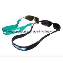 Cinturón de gafas de neopreno personalizado para la natación
