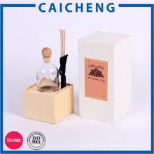 Personalizado a todo color vacío Hacer caja de almacenamiento de perfume