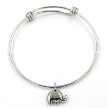 Bracelet de mode en acier inoxydable bon marché pour cadeaux de promotion