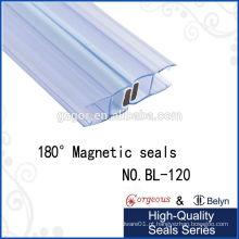 Porta de PVC Barreira de prevenção de água magnética