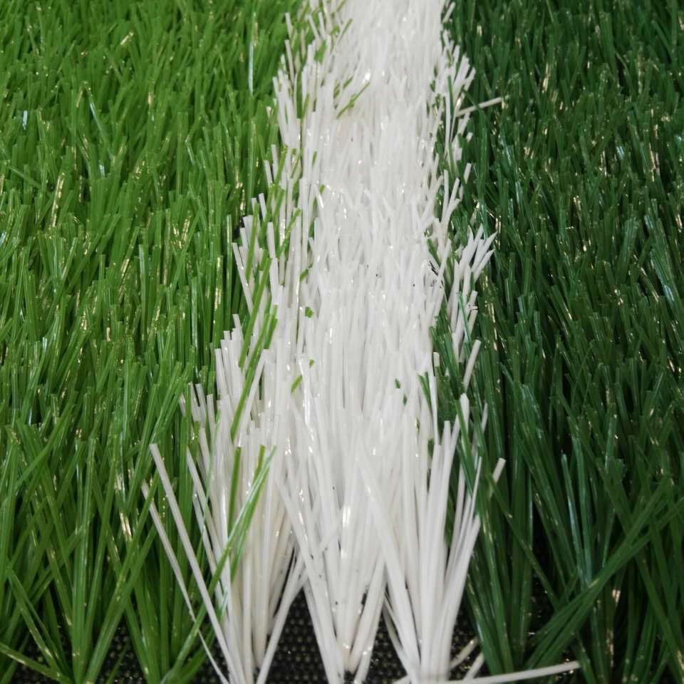 White Artificial Grass Turf