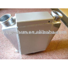 Refrigerador de agua de aleta de aleta de aluminio
