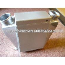 aluminum plate-fin water cooler