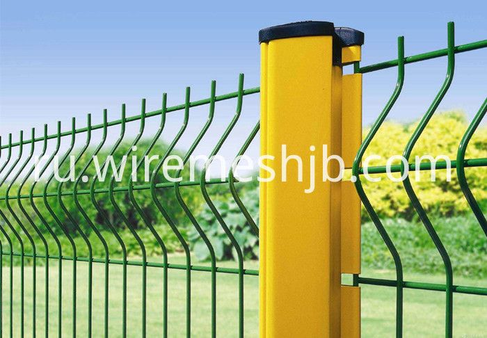 Welded Wire Mesh Fencing