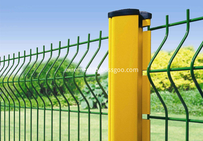 Weld Wire Mesh Fencing