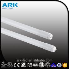 EUA mercado UL DLC 170lm / w 10 w Nano tubo de LED de plástico T8 4FT