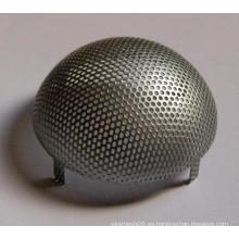 Producción Especializada Altavoces Hoja de Metal Perforada