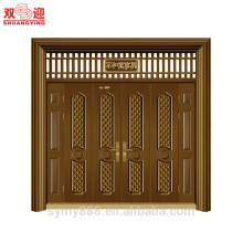 New style unique home designs oversize exterior door