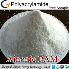 CAS 90003-05-8 polyacrylamide flocculant anionic pam granules