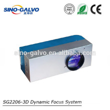 3d laser scan head with Eastern Logic control board