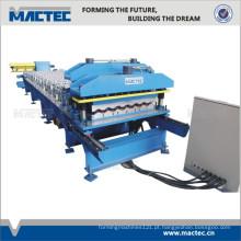Máquina da folha da telhadura do cimento