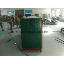 Grades de fibra de vidro ou FRP como corrimão ou plataforma