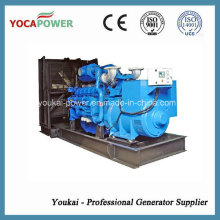 70kw /87.5kVA Open Diesel Generator by Perkins Engine (1104A-44TG2)