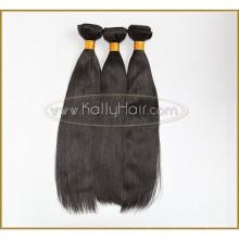 Armadura brasileña del cabello de la calidad de la armadura de la altura del pelo Armadura 100g barata del cabello humano de la calidad del 100% para un paquete