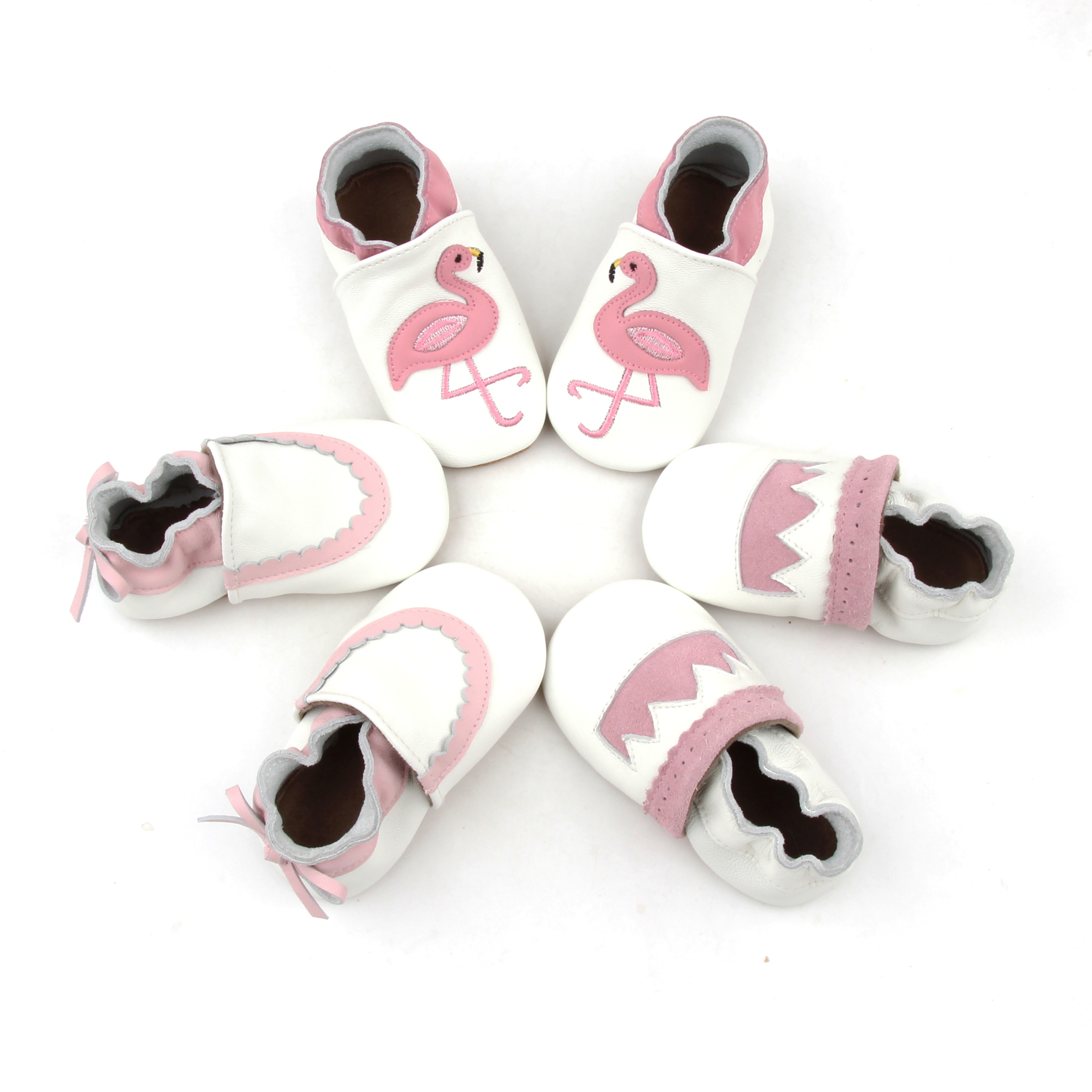 Baby Leather Soft Shoes Toddler