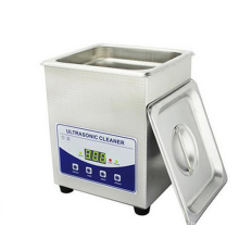 DIGITAL ROSTFREI ULTRASCHALLREINIGER ULTRA SONIC BAD REINIGUNG TANK TIMER HEATE 3L