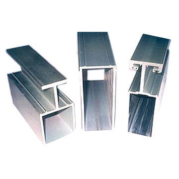 Aluminium Extrusion Profil 009