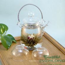 100% Handmade Flower Artistic Blooming Tea (BT004)