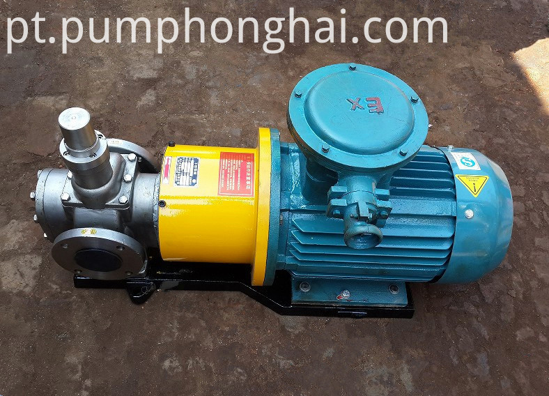 magnetic gear pump