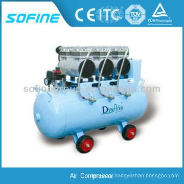 China Supplier Oil Free Piston Air Compressor