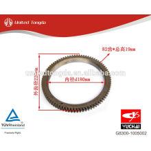 Engrenagem G8300-1005002 do eixo de manivela do motor YC4GG de YUCHAI