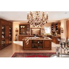 Cherry Hill Cabinet de cuisine en bois massif