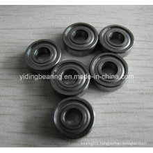 Inch Size Stainless Steel Bearing 1/4 X 3/4 X 9/32 Sr4a Zz