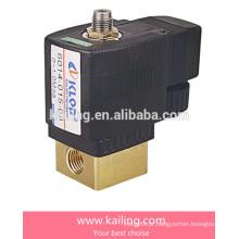 Série KL6014 Válvula solenóide de atuação direta de 3/2 vias