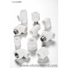 PPR Pipe Fitting All Series/Plastic Fitting/Thread Fitting/Brass Fittting