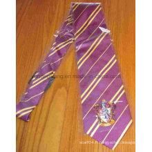 Cravate personnalisée en sérigraphie pour hommes