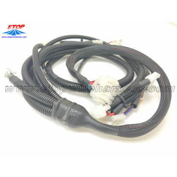 customzied auto wiring harness
