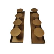 Metal candle holder wholesale metal candelabra candlestick holder Candle stand custom for decoration