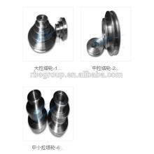 poulie de cône d'étape de carbure de tungstène