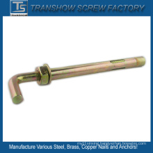 10*150mm China Manufacturer L Bolt Anchors