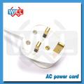 Оптовый британский шнур питания для электрического вентилятора