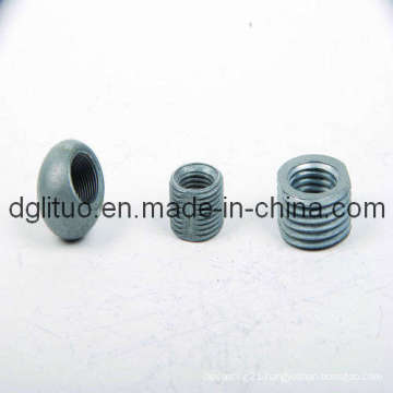 Aluminium Winebottle Lid with SGS, ISO 9001: 2008/Die Casting Products