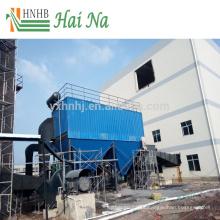 Carcasa de filtro de aire de alto rendimiento con ciclón como pretratamiento