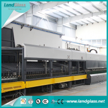 Luoyang Landglass Continuous Glass Toughening Machine