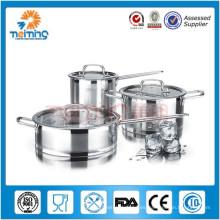 Wholesale Platos de frotamiento / sistemas del Cookware / Cookware italiano