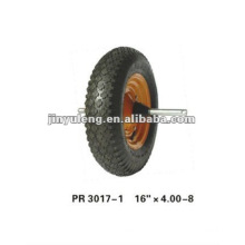 rubber wheel 16x4.00-8