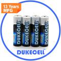 Toutes sortes de batteries sèches IEC Lr6 AA Batteries
