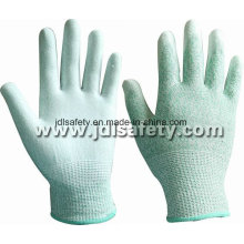 Green Cut Resistant Work Glove (PD8015G)