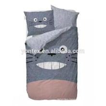 100% Cotton Cartoon Pattern Children Bedding Set