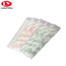 Color Printing Greaseproof paper Transparent Clear Envelope