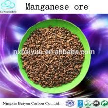Dioxyde de manganèse prix compétitif de haute qualité