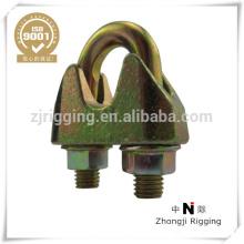 Clips de fijación rápidos de alambre de metal galvanizado DIN1142