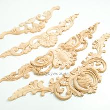 décoration sculptée bois exquis