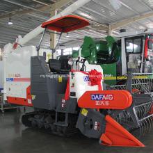 equipo de cosecha automática de arroz de descarga automática